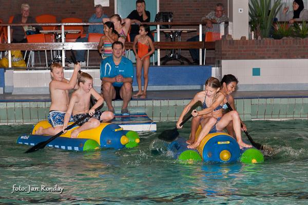 Vakantiepret Zwembad Diemen Tijdens Herfstvakantie 22 Okt 2012
